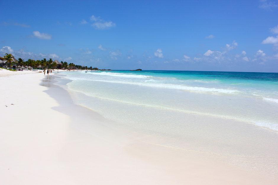 Tulum Mexico Beach Hotels