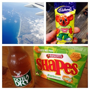 Caramello Koalas, BBQ Shapes and beer!