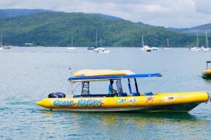 Ocean Rafting - 500HP tour boat